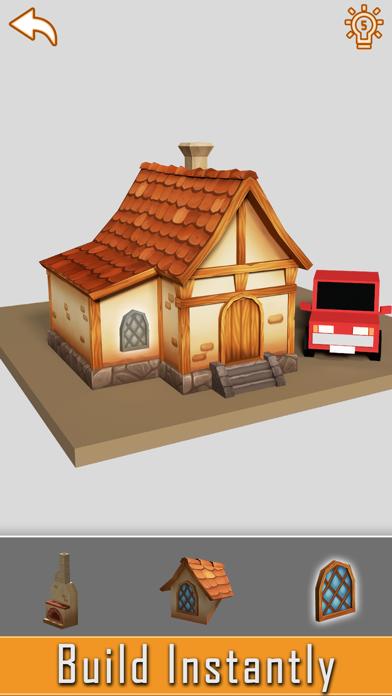 World Builder 3D Fun Puzzleのスクリーンショット