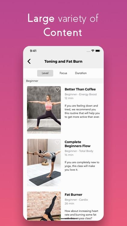 Lotus   Yoga and Meditation screenshot-3