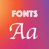 Fonts for Instagram + Art Font