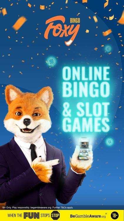 Foxy Bingo - Bingo & Slots screenshot-0