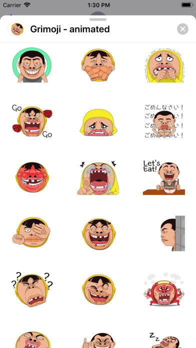 Grimoji - animated screenshot 5