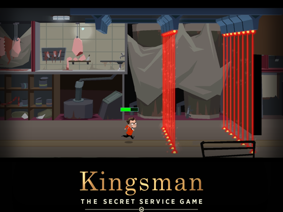 Скачать игру Kingsman - The Secret Service