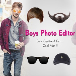 Boys Photo Editor