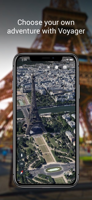 Google Earth On The App Store
