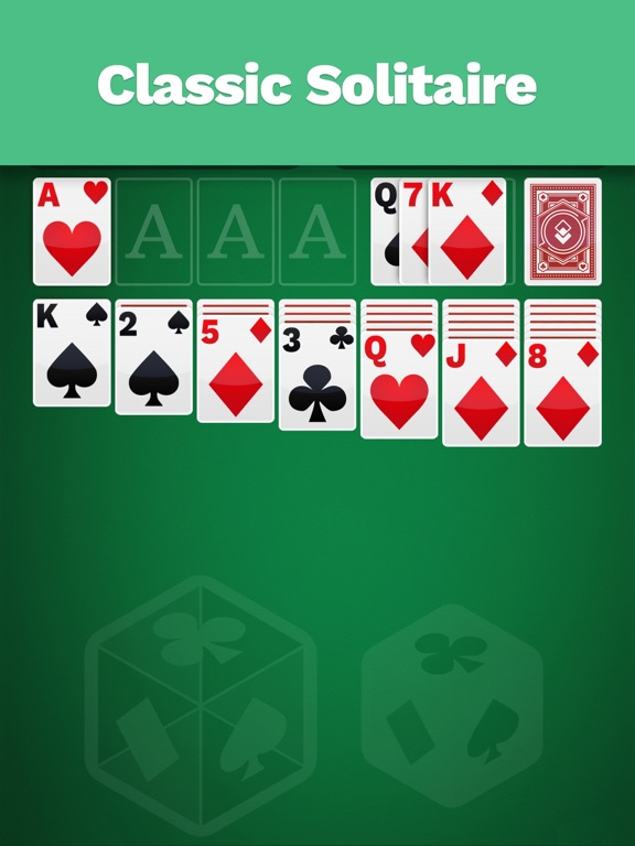 One Solitaire Cube screenshot 6