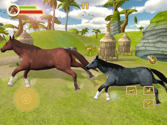 My Pet Horse Game Simulator screenshot 2
