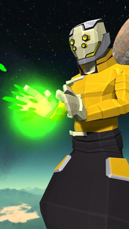Super Hero Flying Battle screenshot-7