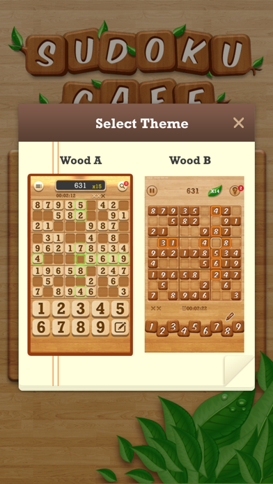 Download Sudoku Cafe for Pc