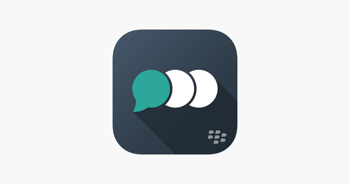 BlackBerry Connect on the App Store