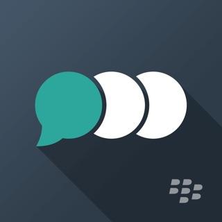 BlackBerry Work on the App Store