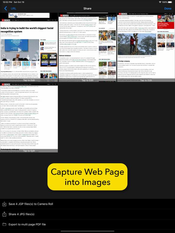 画面分割: マルチタスクのWebブラウザのおすすめ画像8