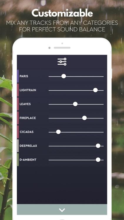 Sleeping Sounds, Relax & Sleep screenshot-3