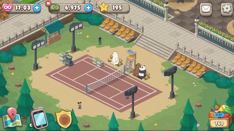We Bare Bears Match3 Repairs screenshot-3