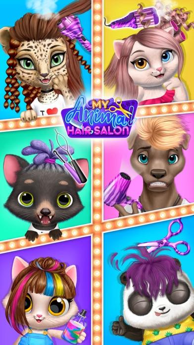 My Animal Hair Salon screenshot 6