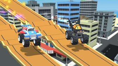 download Stunt Racing Car - Sky Driving for PC