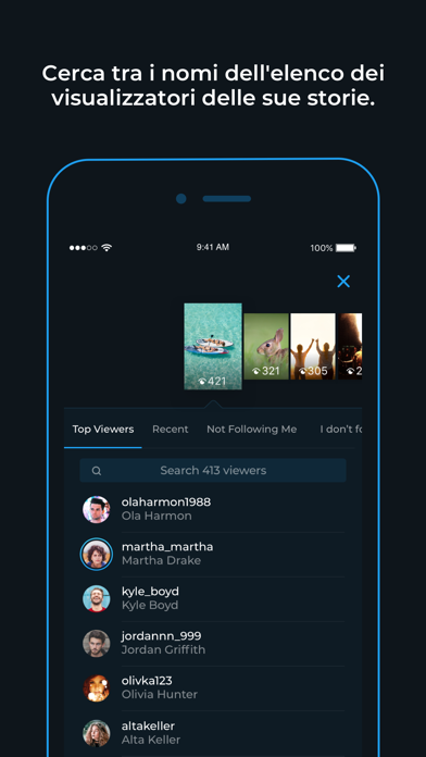Scarica Reports+ per Instagram per PC