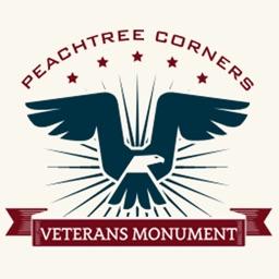 Peachtree Corners Vet Monument