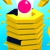 螺旋弹球大作战:滚球跳跃