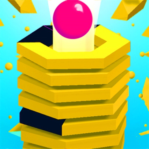 Stack Color Ball: Smash & Bump iOS App
