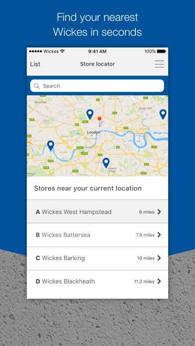 Wickes TradePro screenshot three