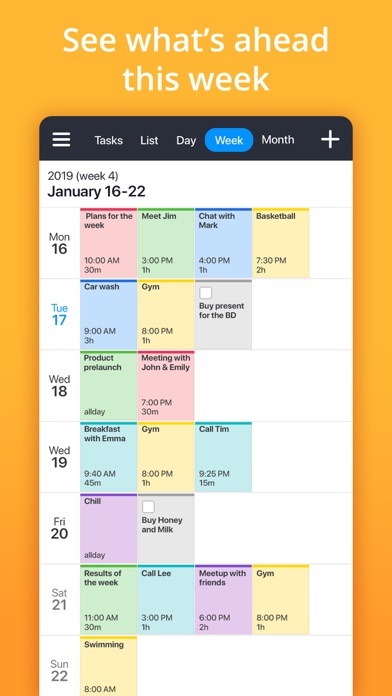 download Calendars 5 by Readdle apps 7