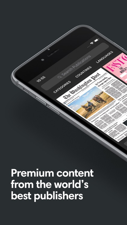 PressReader screenshot-0
