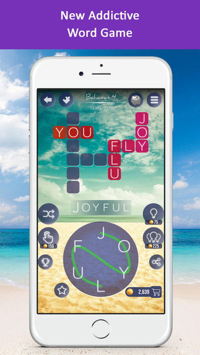 Word Beach: Fun Spelling Games screenshot one