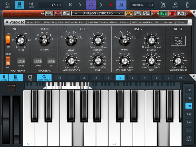 Cubasis 2 Screenshot