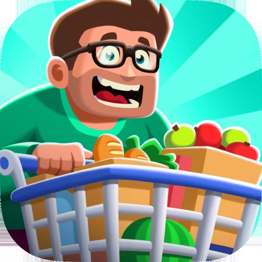 Idle Supermarket Tycoon - Shop Icon