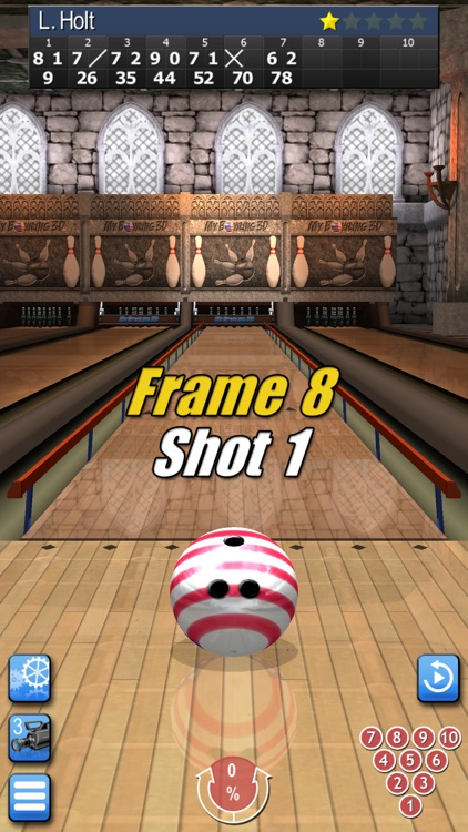 My Bowling 3D screenshot-7