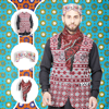 MICHAEL OTOOLE - Best Sindhi Ajrak Saen Style  artwork
