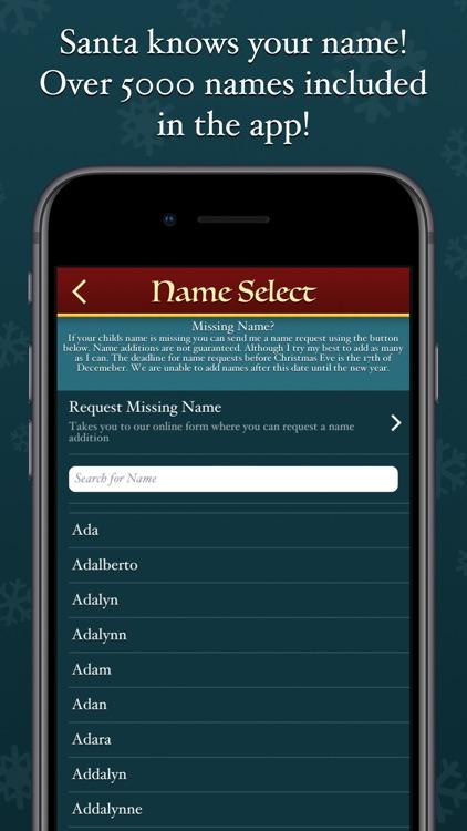 Speak to Santa™ - Santa Calls screenshot-4