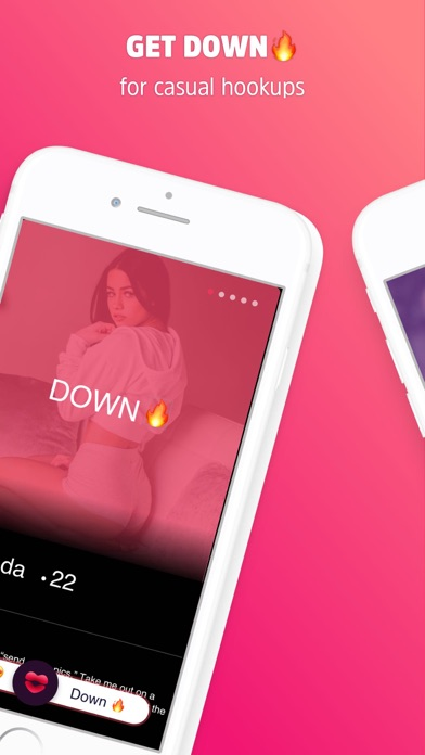 DOWN Dating: Meet, Chat, Date with Hot Singles screenshot