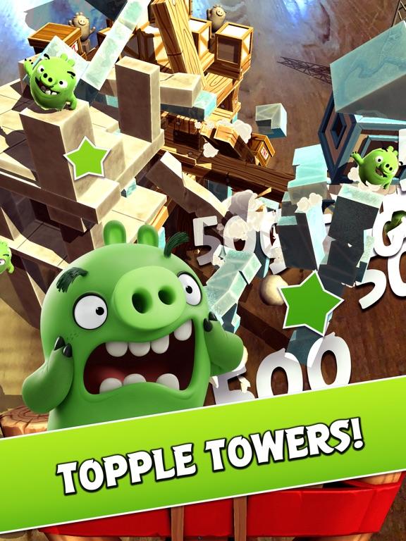 Angry Birds AR: Isle of Pigs screenshot 10