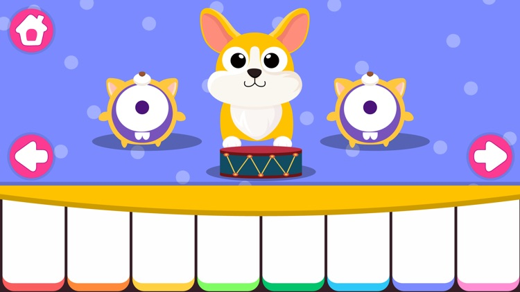 CandyBots Piano Kids Music Fun screenshot-4