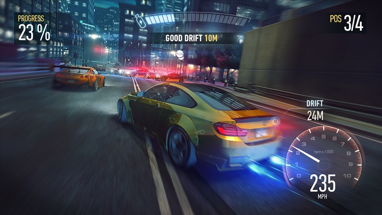 Need for Speed No Limits screenshot-5