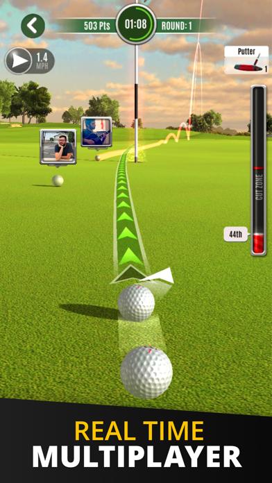 Ultimate Golf! screenshot 1
