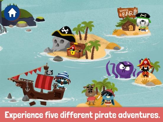 WoodieHoo Pirates Screenshots
