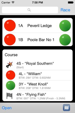 Solent Racing - náhled