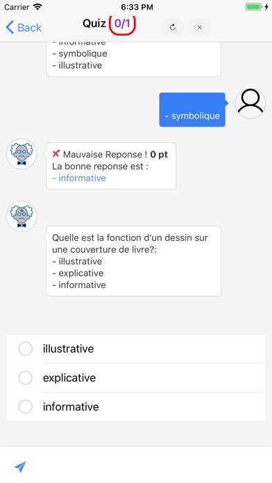 Français 3ème screenshot 3