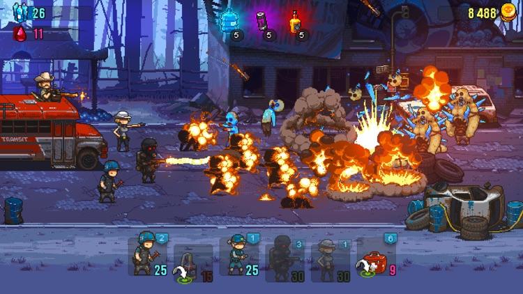 Dead Ahead: Zombie Warfare screenshot-5