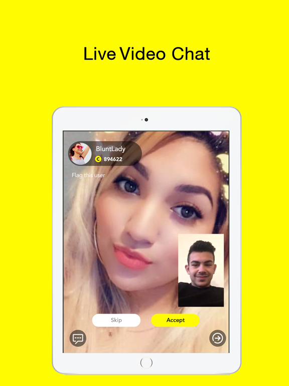 Hippo - Live Video Chat screenshot 2