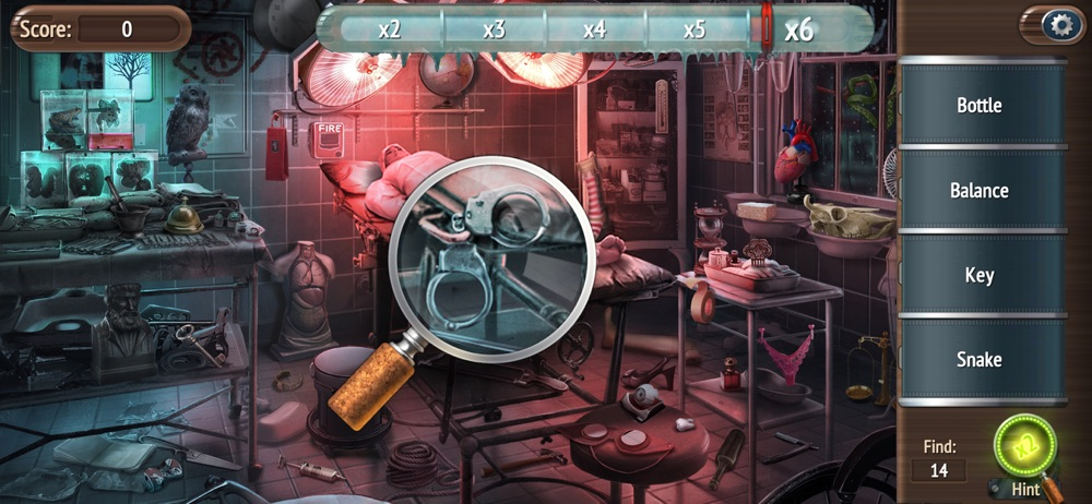 Sin City: Hidden Objects hack tool