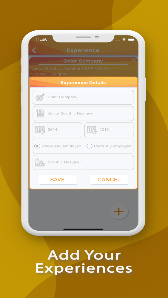 resume builder online cv maker app for iphone