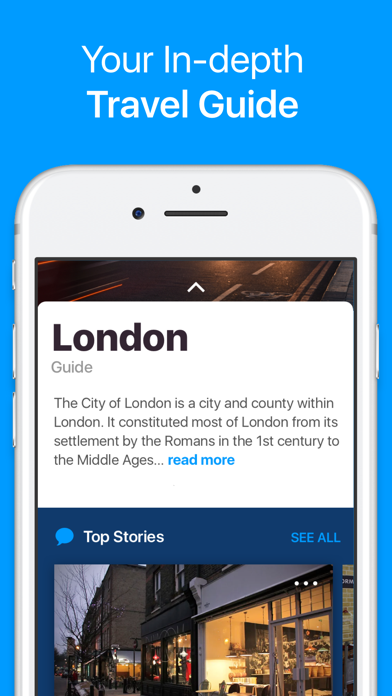 Travel Guides by Ulmon Screenshot