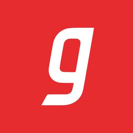 Gaana Music  app icon图