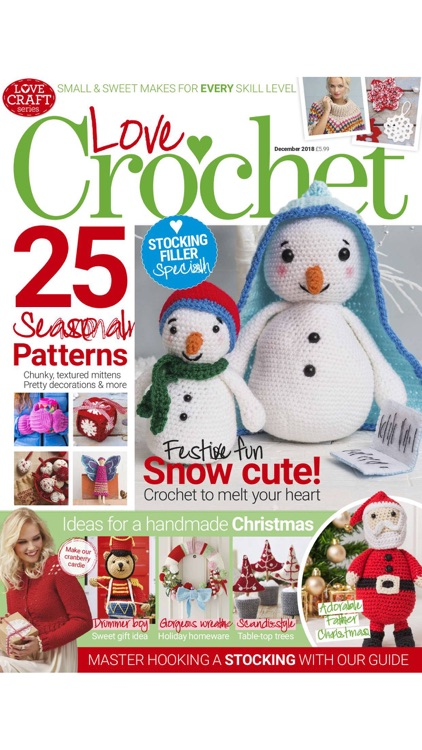 Love Crochet Magazine