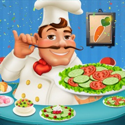 Salad Bar Manager Frenzy