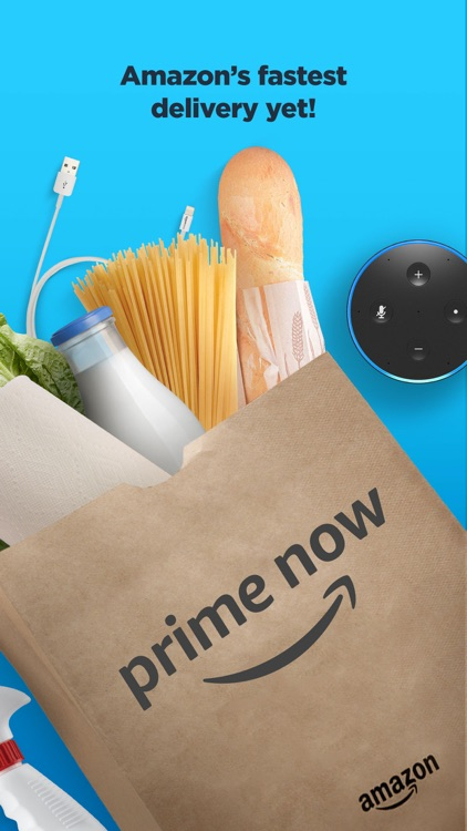 Amazon Prime Now screenshot-4