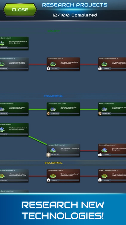 Galactic Colonies screenshot-3